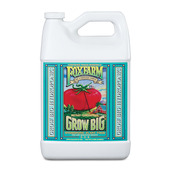 FoxFarm Grow Big Hydroponic Gallon