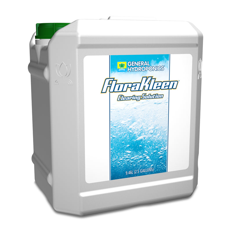 2.5-gallon container of GH Flora Kleen