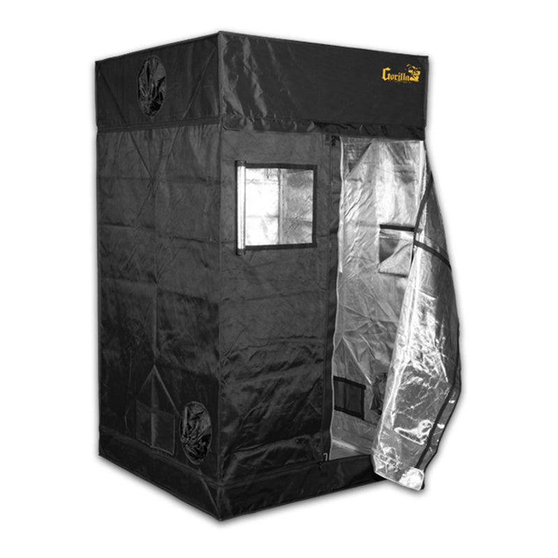 four by four gorilla grow tent