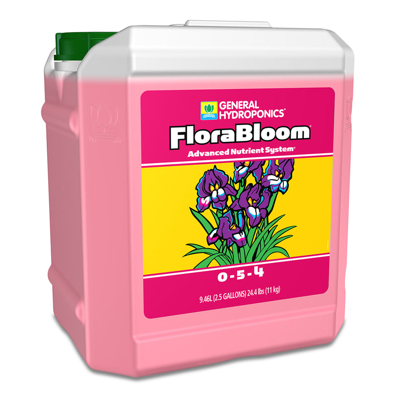 2.5-gallon GH flora bloom container