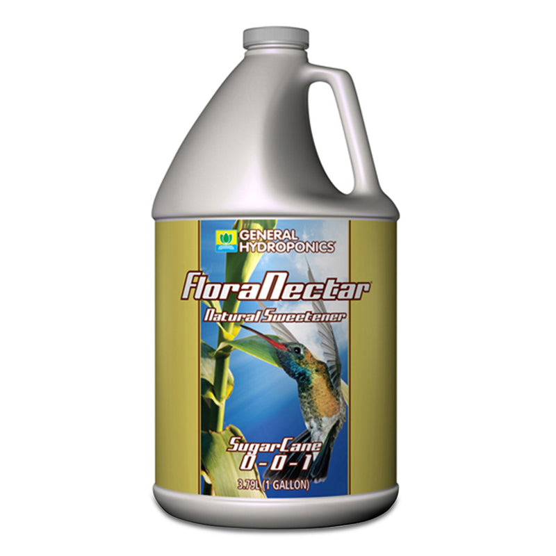 1-gallon container of GH Flora Nectar Sugar Cane