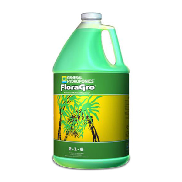 1-gallon jug of GH Flora Gro