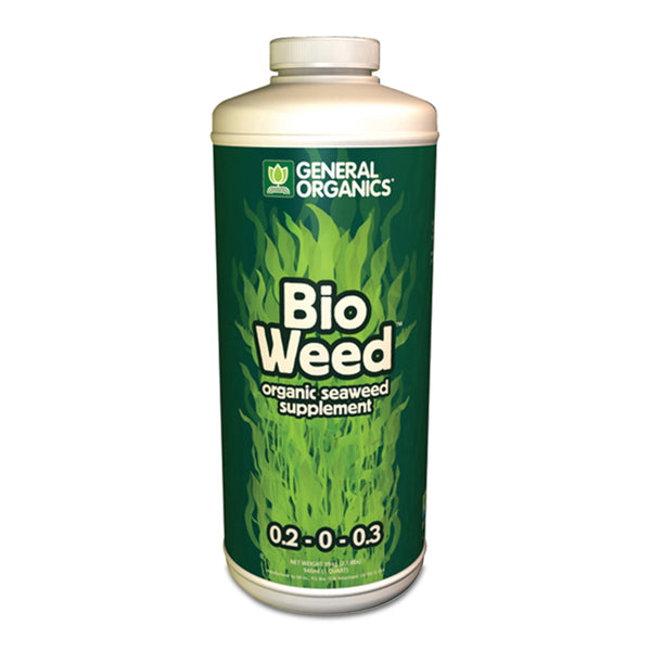 General Organics BioWeed Fertilizer Quart