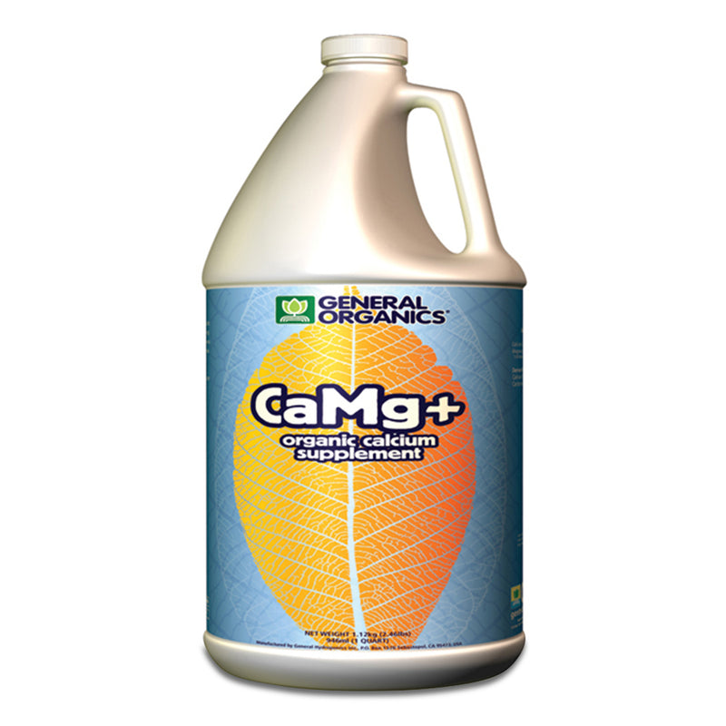 1-gallon container CaMg+ general organics