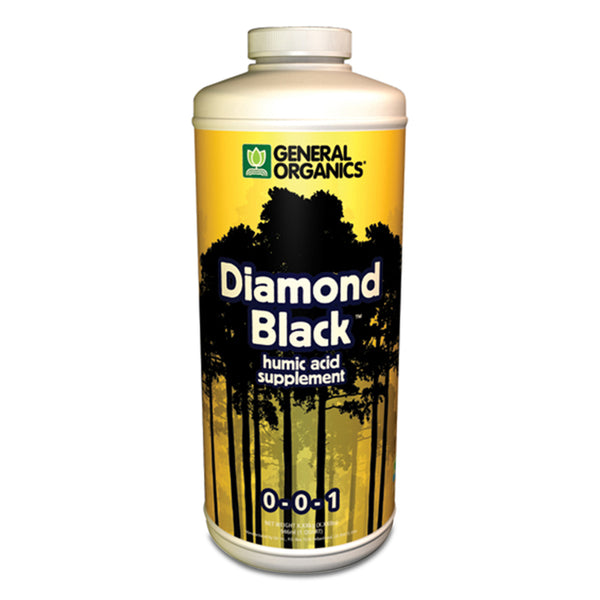 General Organics Diamond Black Qt