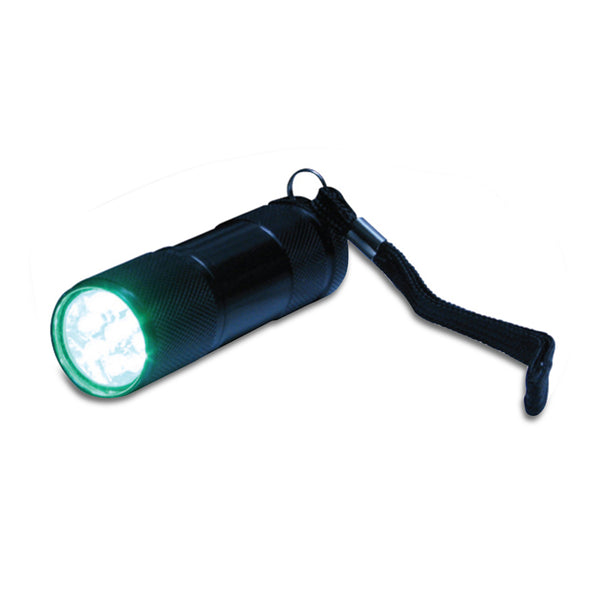 Grower's Edge Green Eye LED Flashlight