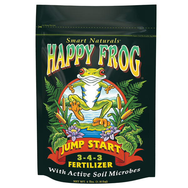 FoxFarm Happy Frog Jump Start 3-4-3 Fertilizer