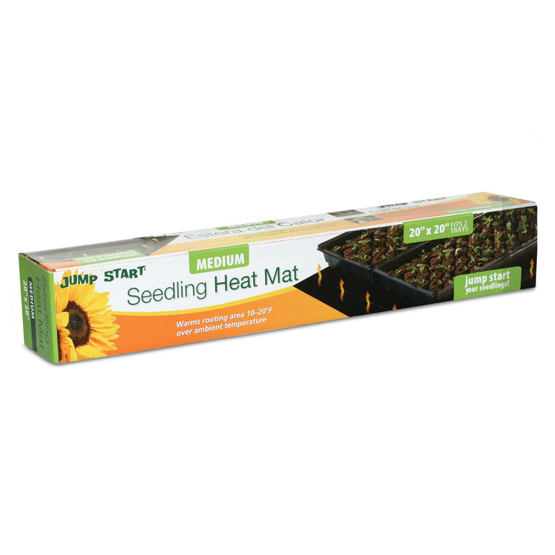 "Jump Start Seedling Heat Mat, 20"" x 20"", 45W"