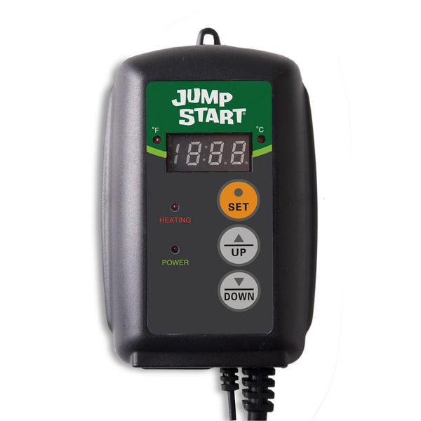 Jump Start Temperature Controller for Heat Mats