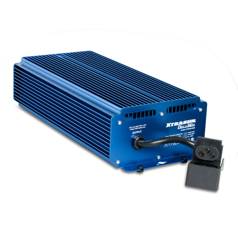 Xtrasun Variable Watt 1000W Digital Ballast 120/240V
