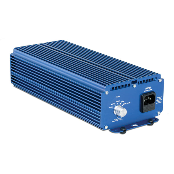 Xtrasun Variable Watt 600W Digital Ballast 120/240V