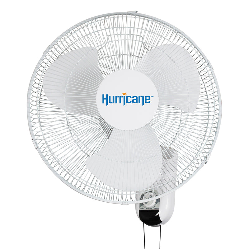 "Hurricane 16"" Wall Mount Fan"
