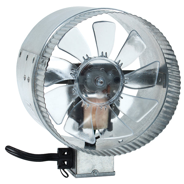 "Sunleaves In-Line Duct Fan 6"" 160 CFM"