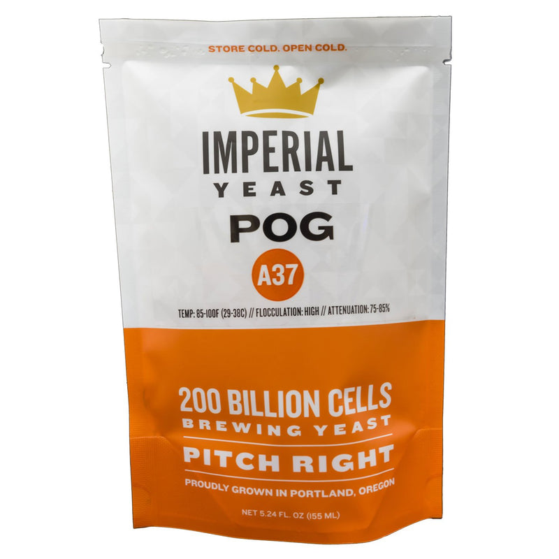 Imperial Yeast A37 POG Kveik's pouch