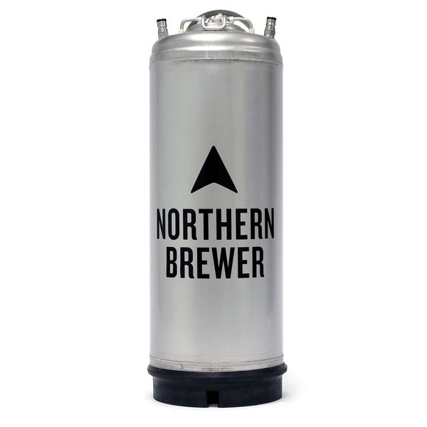 Northern Brewer new ball lock keg