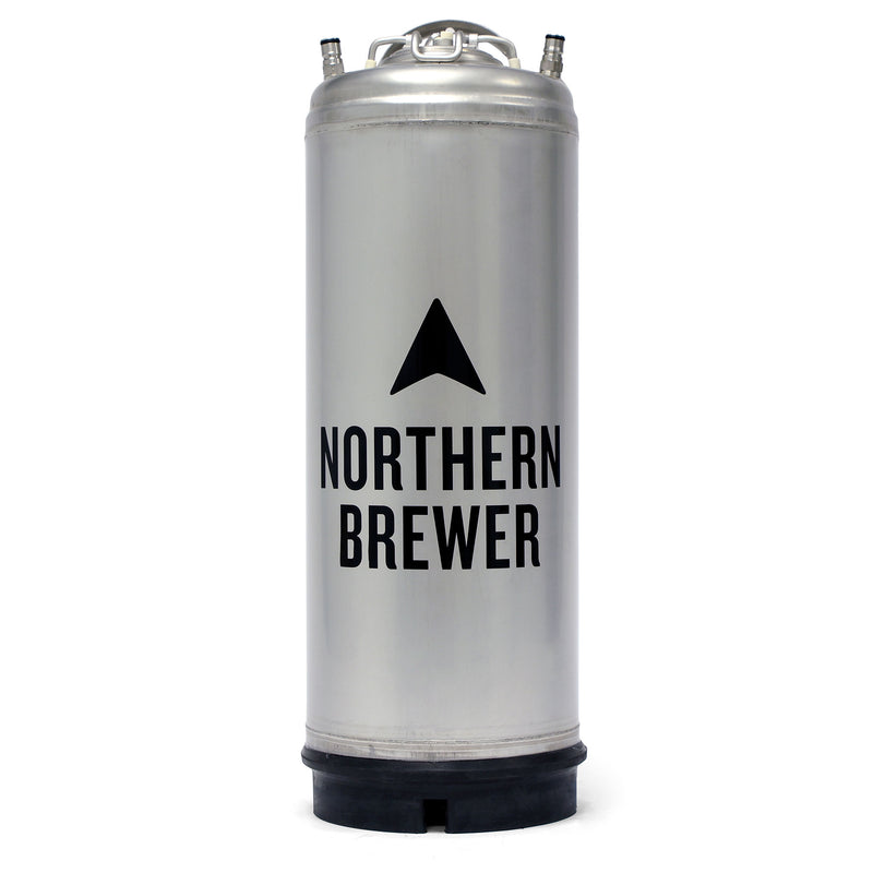 Draft Brewer® New Ball Lock Keg