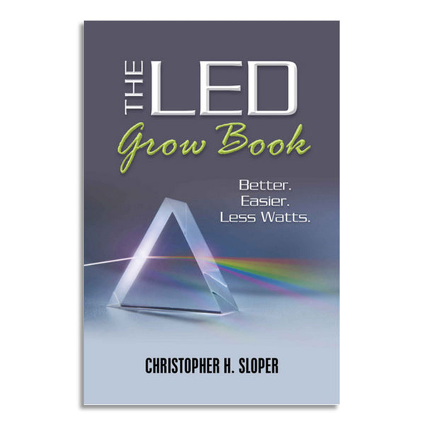 The LED Grow Book