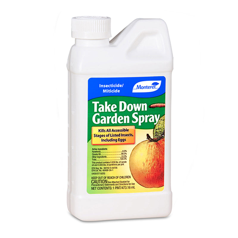 Take Down Garden Spray Conc. Pint
