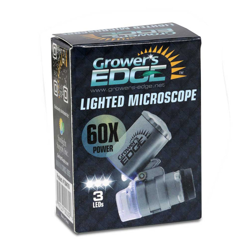 Illuminated Microscope 60x