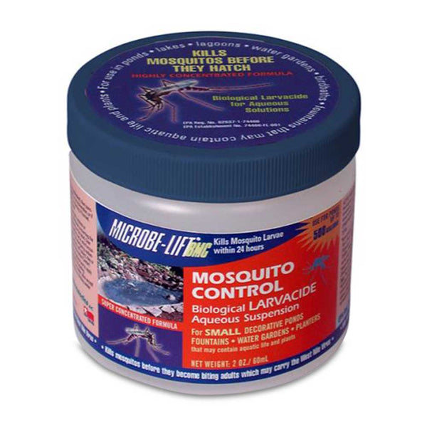 Biological Mosquito Control in its container