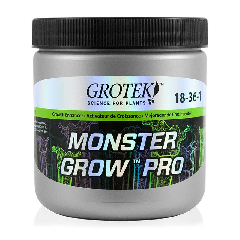 500-gram container of monster grow