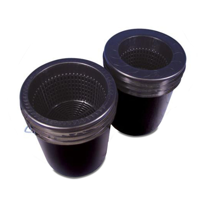 "6"" Mesh Pot - fits 5 Gal Black Bucket"