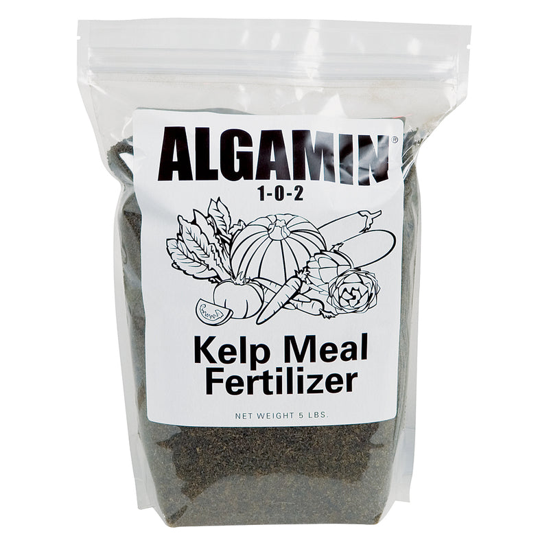 Algamin Kelp Meal 5-pound bag