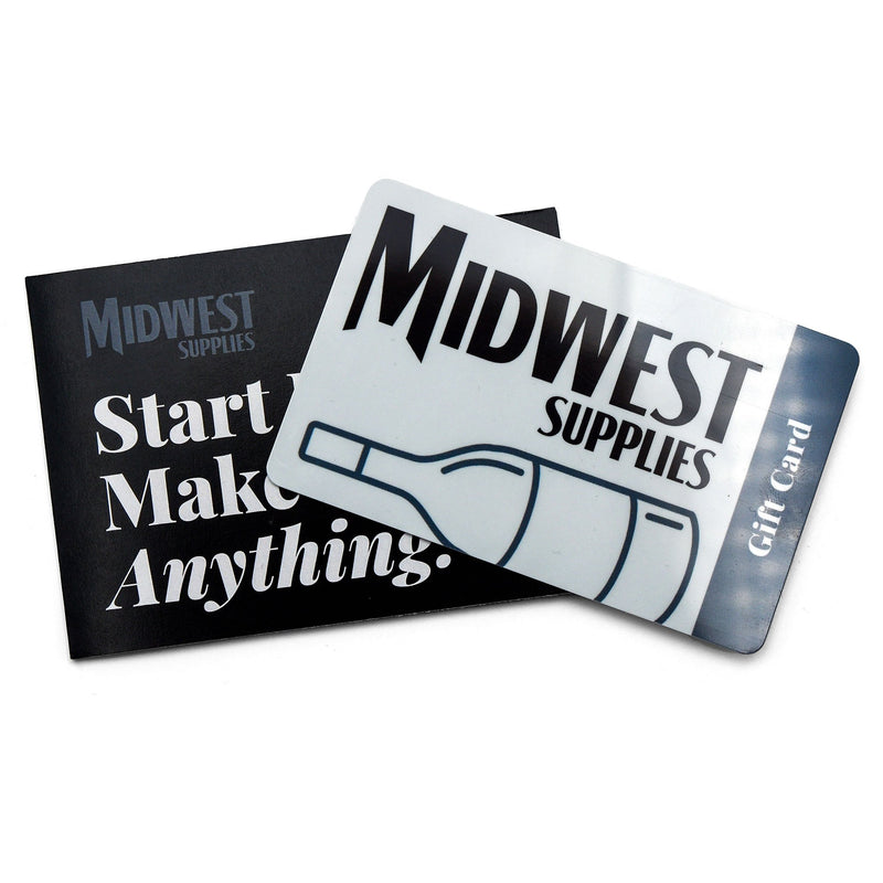 Midwest Supplies Gift Card Make Anything