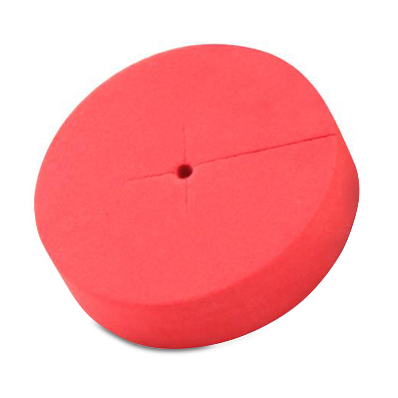 Red Neoprene disk