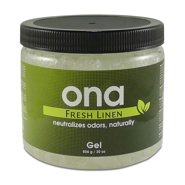 ONA Gel Fresh Linen Odor Neutralizer - Quart