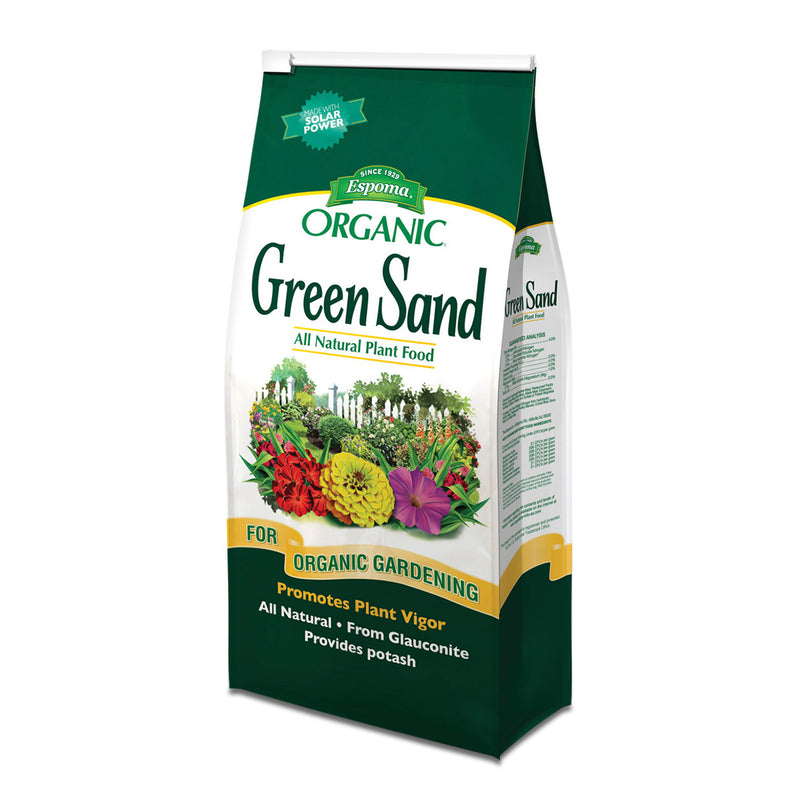 7.5-pound bag of Espoma Greensand