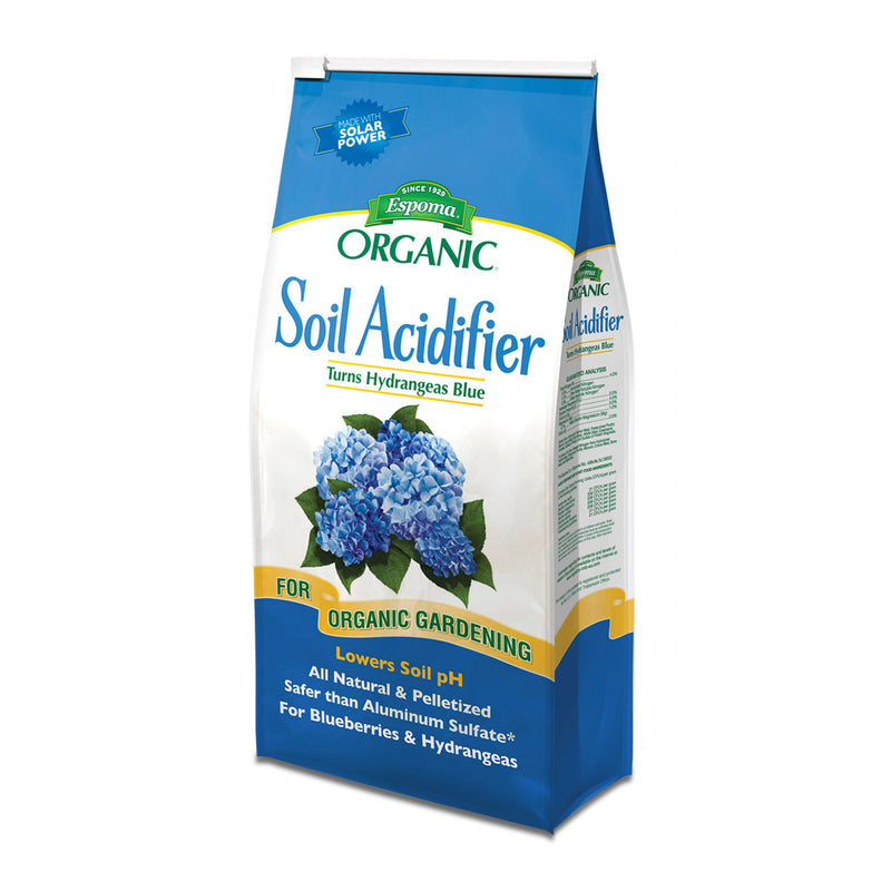 6-pound bag of Espoma Soil Acidifier