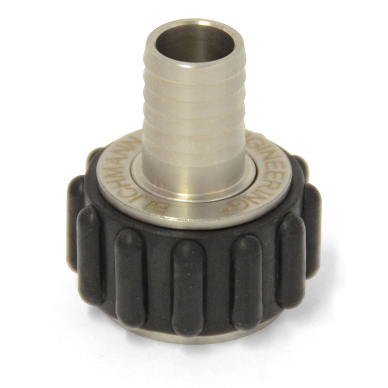 "Blichmann Quick Connectors 1/2"" Straight Hose Barb"