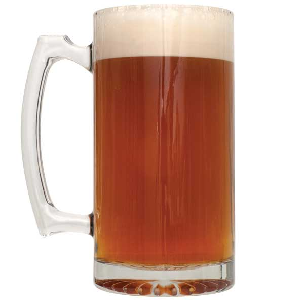 German Alt Beer in a mug