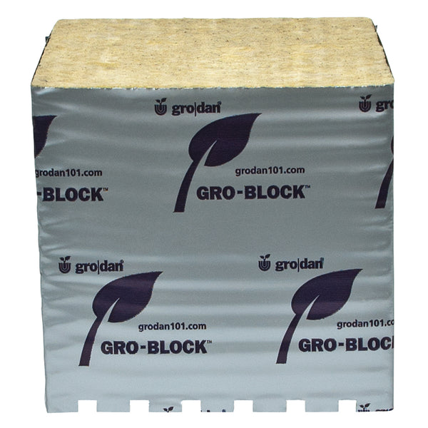"GRODAN GRO-BLOCKS Big Mama, 8"" x 8"" x 8"""