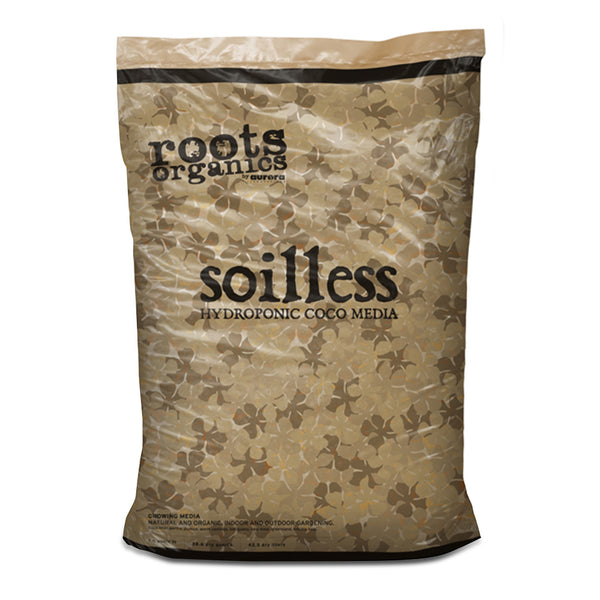 Roots Organics Soilless Coco Mix 1.5 Cu Ft
