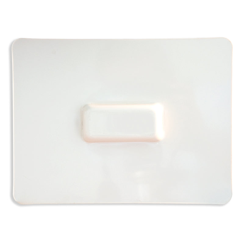 The Botanicare premium white reservoir porthole cover