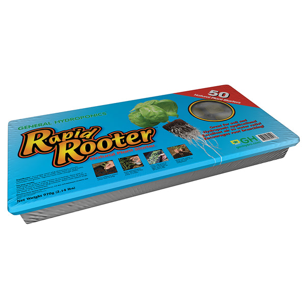 Rapid Rooter Starter Tray 50 site