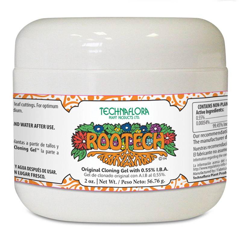 2-ounce Rootech gel container