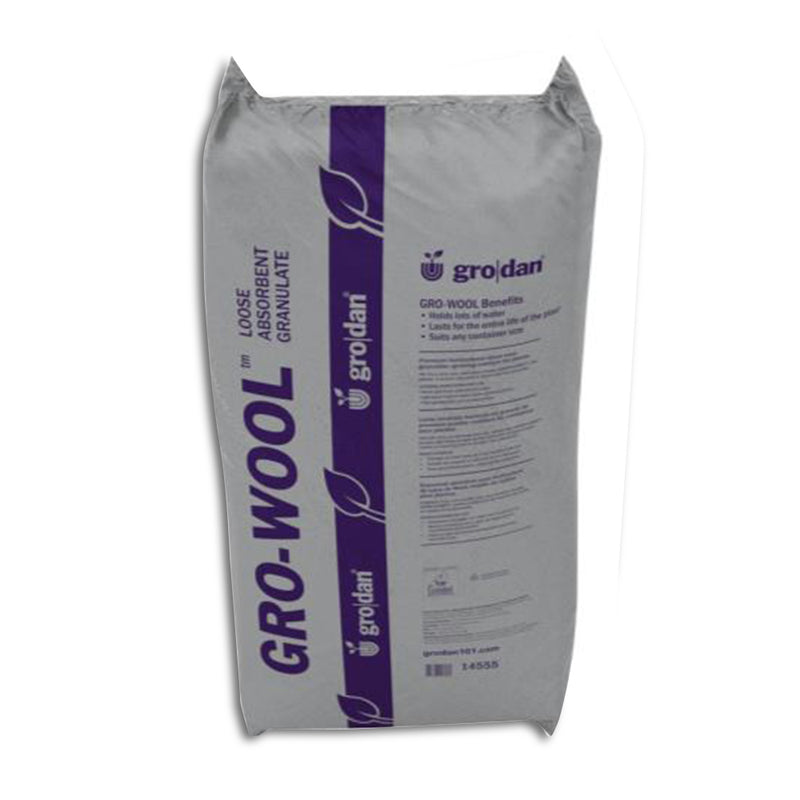 GRODAN GRO-WOOL Bulk Rockwool 13.4 cu ft