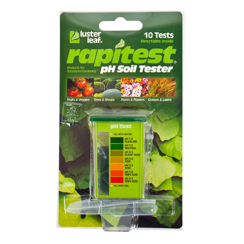 Rapitest pH Soil Tester Kit