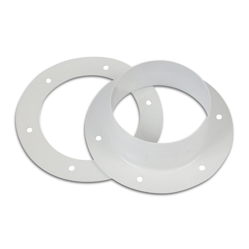 Wall Mount Flange 4""