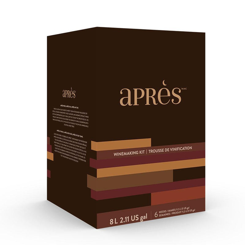Chocolate Raspberry Dessert Wine Kit - Winexpert Après