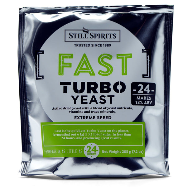 Still Spirits 24 Hour Turbo Yeast