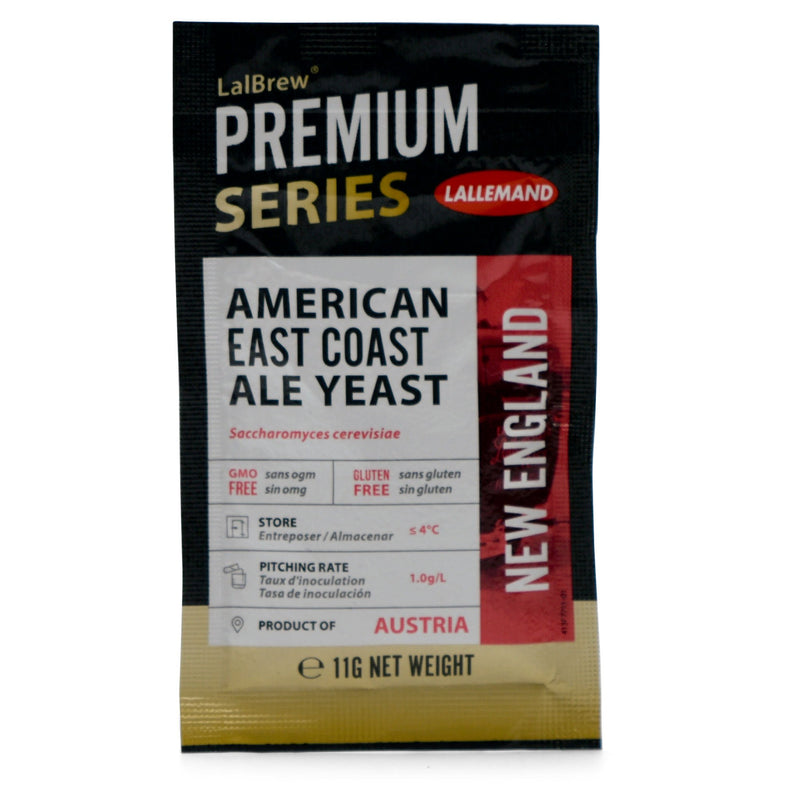 LalBrew® New England Dry Yeast front of package