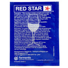 red star premier cuvee yeast sachet's back