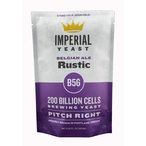Imperial Yeast B56 Rustic's pouch