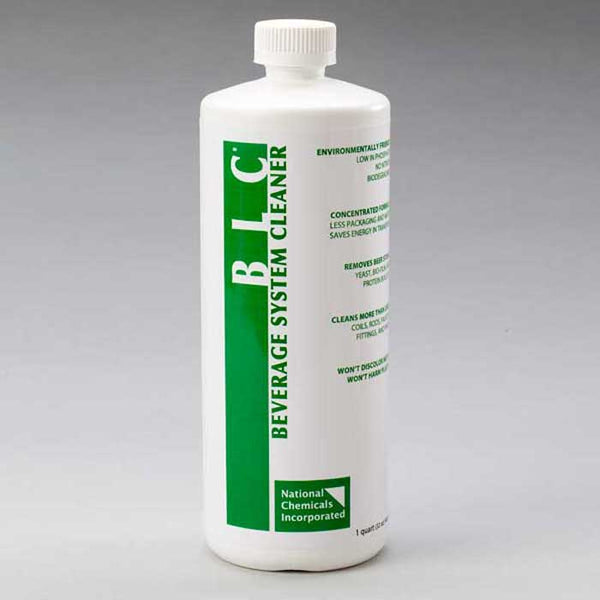 Container of BLC Beer Line Cleaner