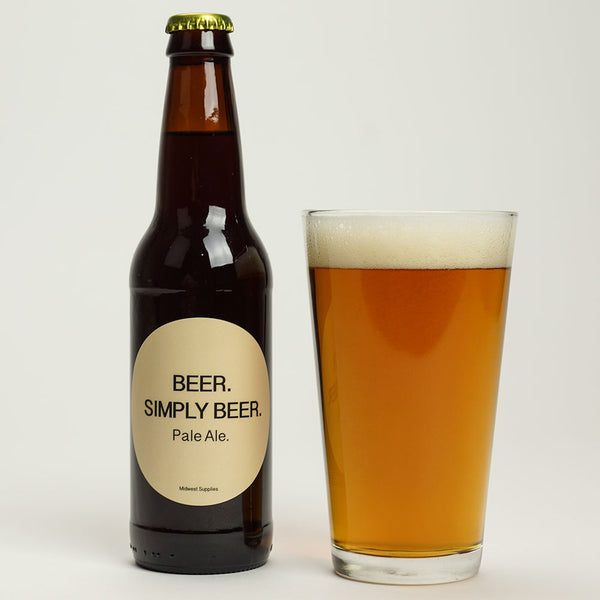 Beer. Simply Beer - Pale Ale Recipe Kit