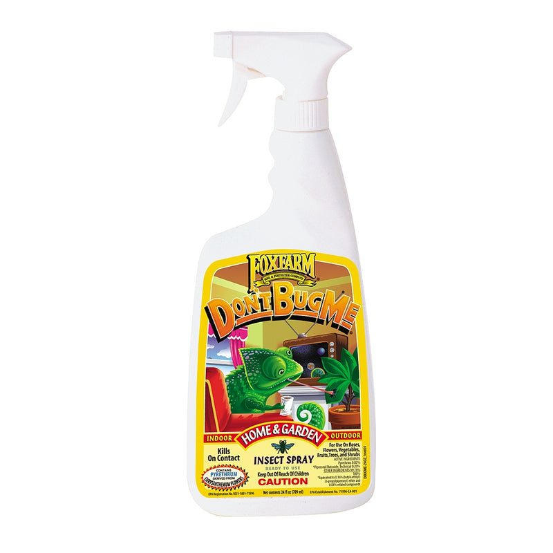 24-ounce FoxFarm don't bug me spray bottle